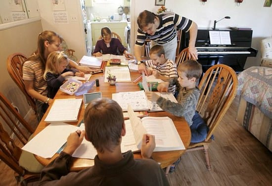 Home schooling essay