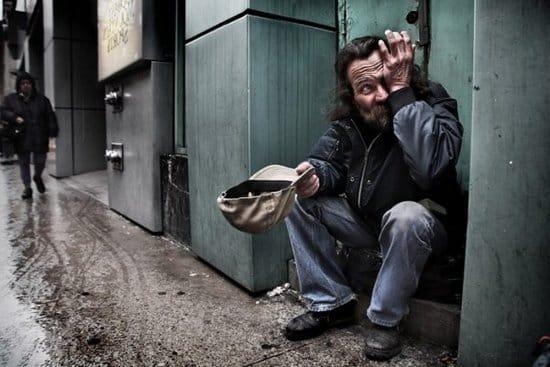 Homelessness essay