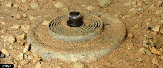 Landmines essay